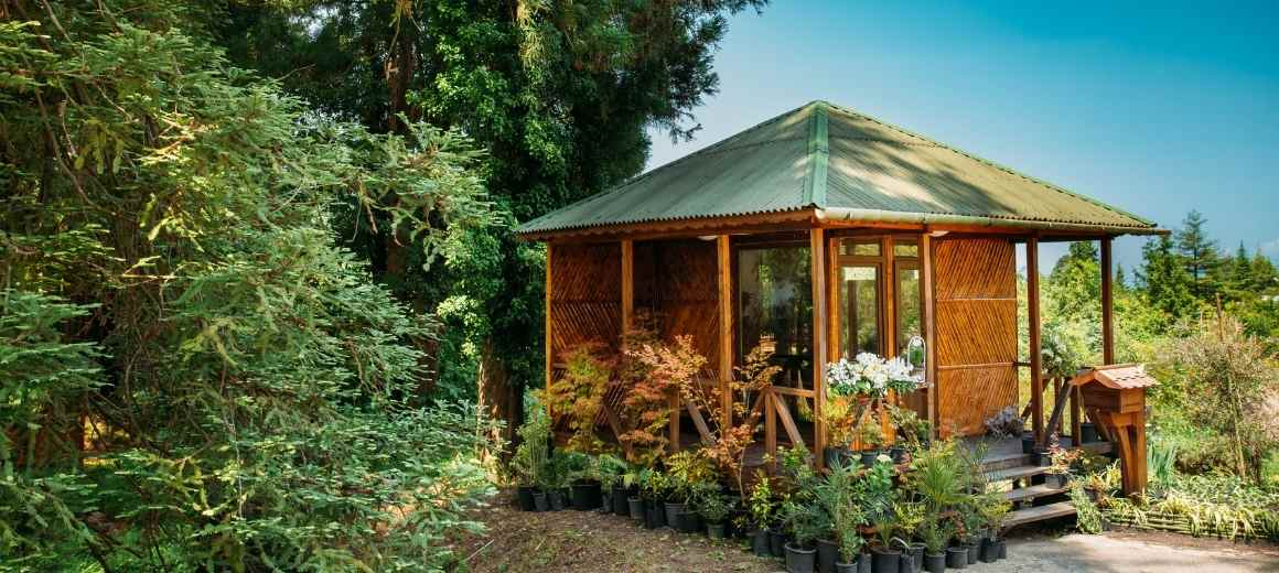 before and after garden room projects