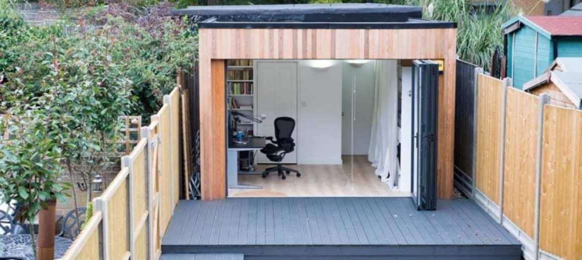 garden office ideas from Pinterest 2
