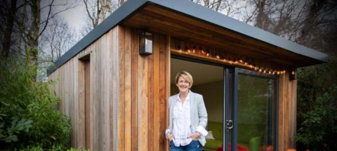 garden office ideas from Pinterest 3