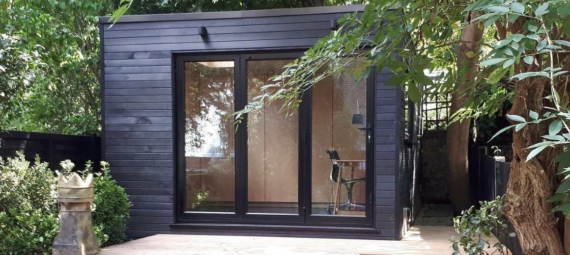garden office ideas from Pinterest 4